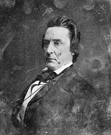 David Rice Atchison, President of the United States on March 3, 1849