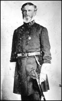 Confederate General Leonidas Polk