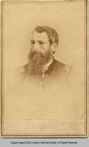 Captain Christian Rath - Chief executioner / hangman of the condemned Lincoln conspirators