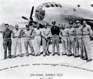 Bockscar and crew C-15