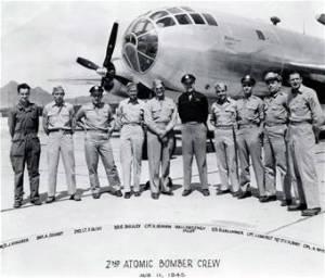 Bockscar and crew C-15