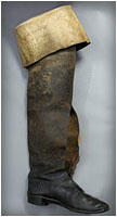 John Wilkes Booth's boot