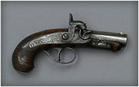 Derringer used to assassinate President Lincoln