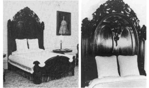 Lincoln's Bed