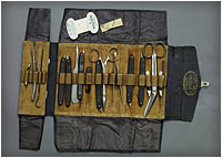 Dr. Samuel Mudd's medical kit