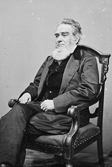 Edward Bates, United States Attorney General 1861-1864