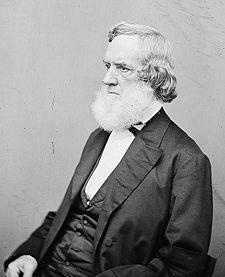 Gideon Welles, Secretary of the Navy