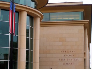 Abraham Lincoln Presidential Library and Museum, Springfield, Illinois