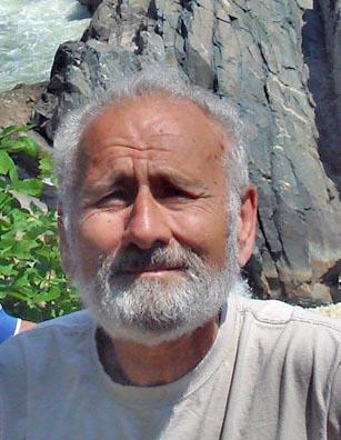 Author Andrew Jampoler